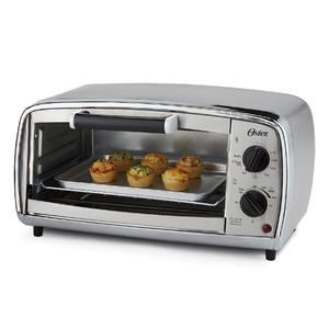 Default Title Stainless Steel Toaster Toaster Oven Countertop Oven