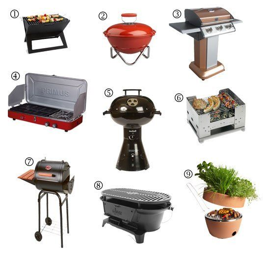 small space grills balcony grill