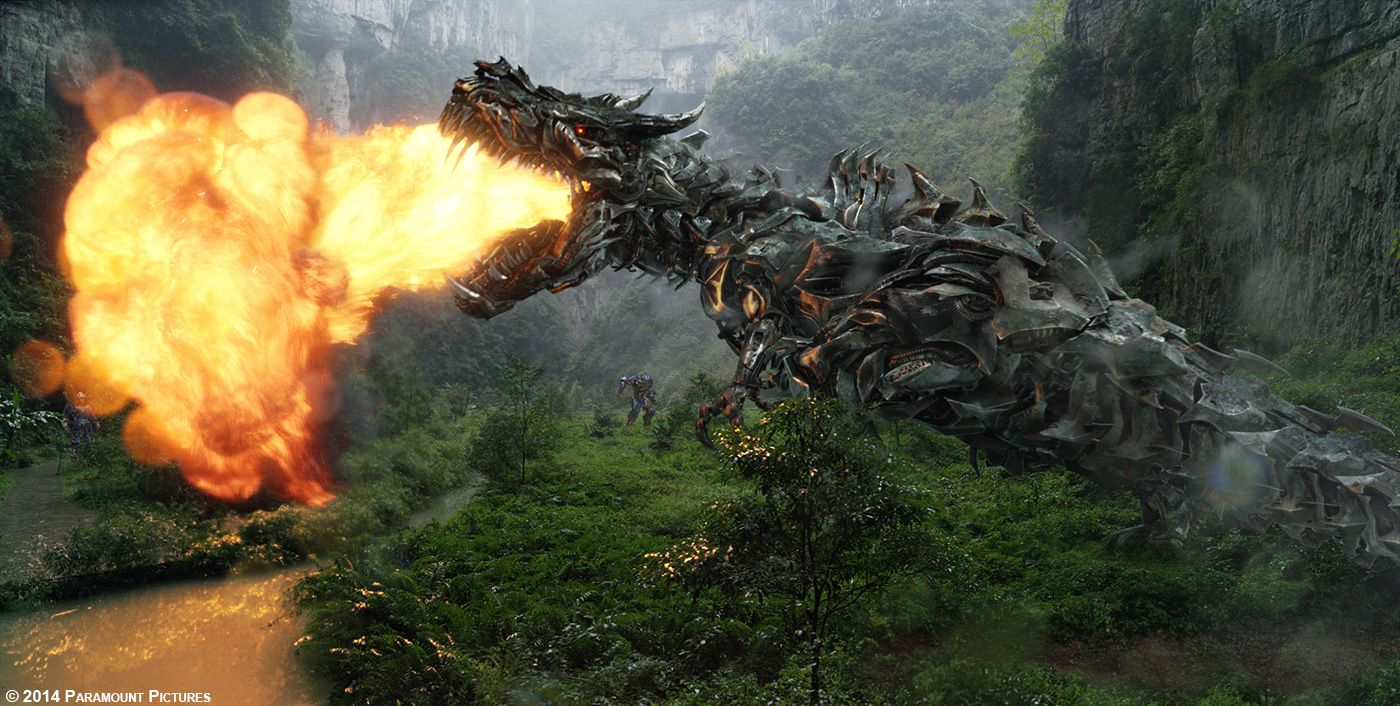 TRANSFORMERS – AGE OF EXTINCTION: Rick O'Connor – Co-Animation Supervisor – ILM