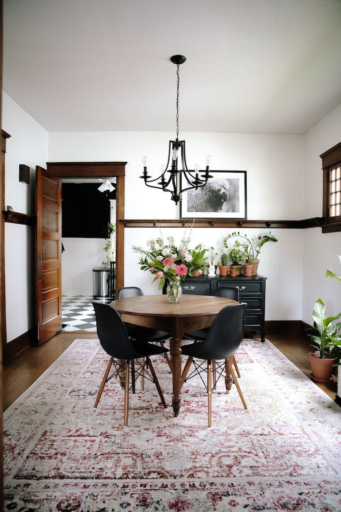 Autumn Delestowicz's Dreamy Monochromatic Home