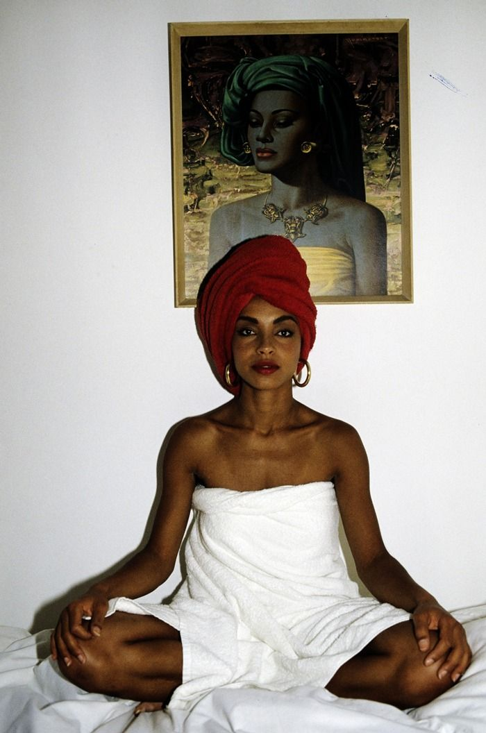 Androphilia Photo Sade People Black Is Beautiful