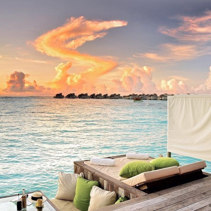 Six Senses Laamu Maldives. A DREAM Six Senses Laamu Is The Only Resort In  The