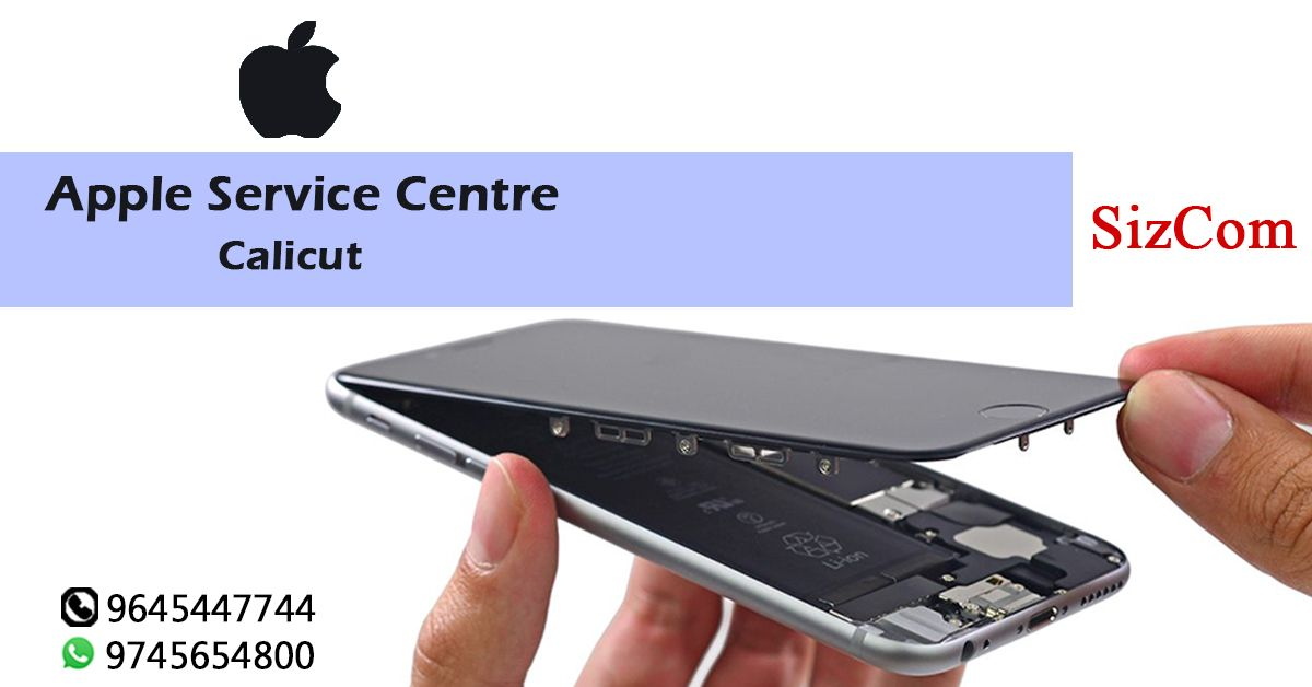 Apple service center Vadakra is well equipped with state-of-the-art