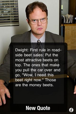 Beets Dwight First Rule In Road Side Beet Sales Put The Most