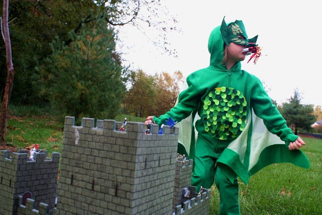 Diy Toddler Dragon Costume Pretty Amazing Homemade