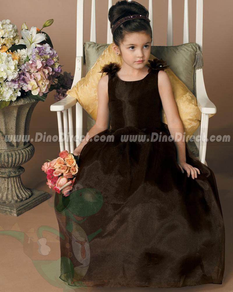 Flower girl dress my wedding ideas pinterest flower girl