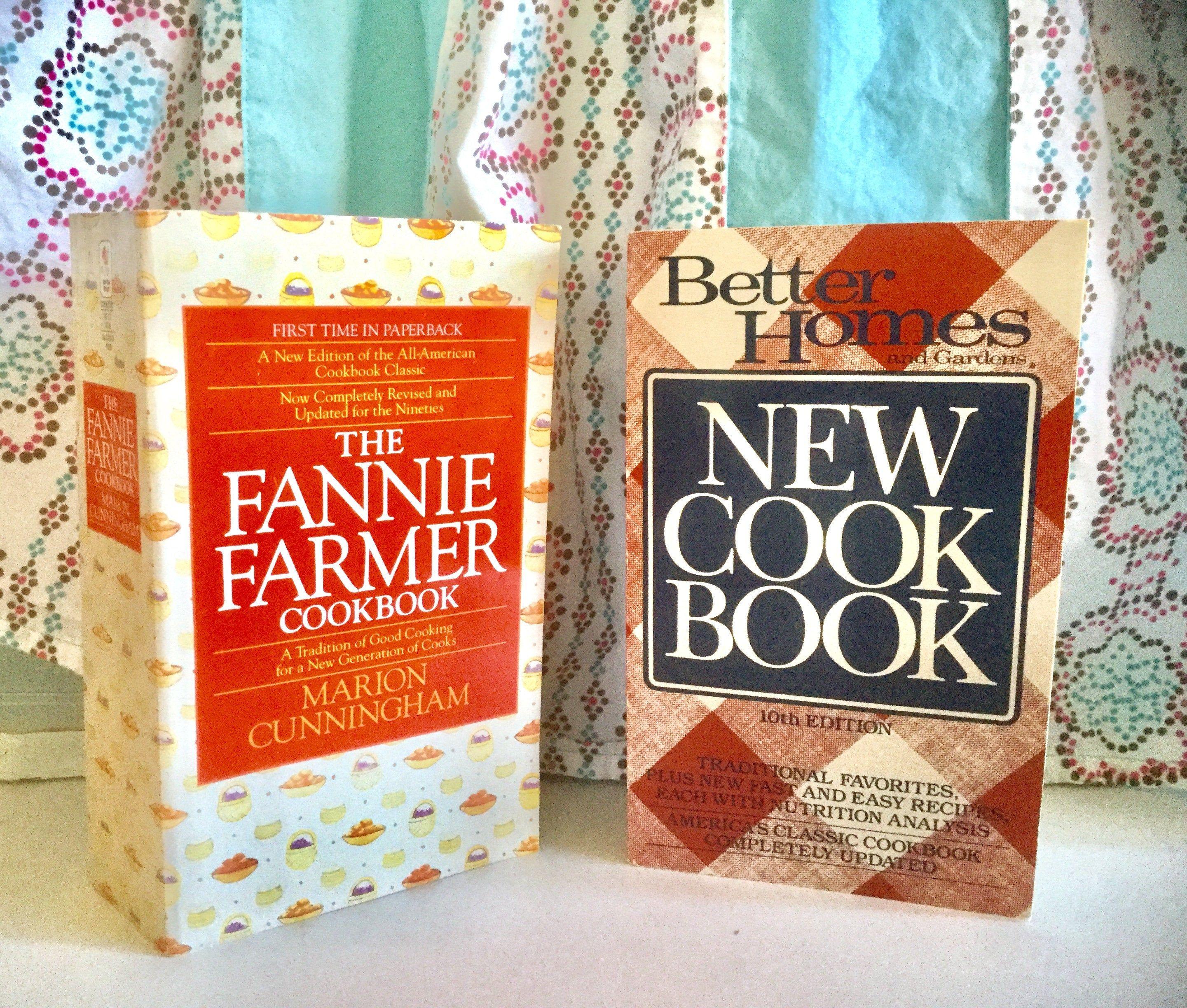 Pocket Cookbooks Lot of 2 Better Homes Gardens New