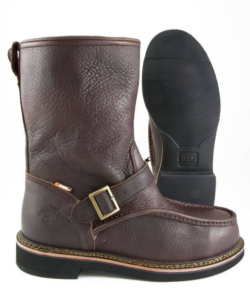 Thorogood Moc Style Steel Toe