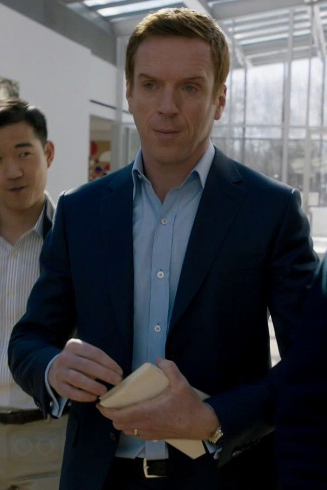 Bobby Axelrod in Billions S01E01 on | Damian lewis, Bobby ...