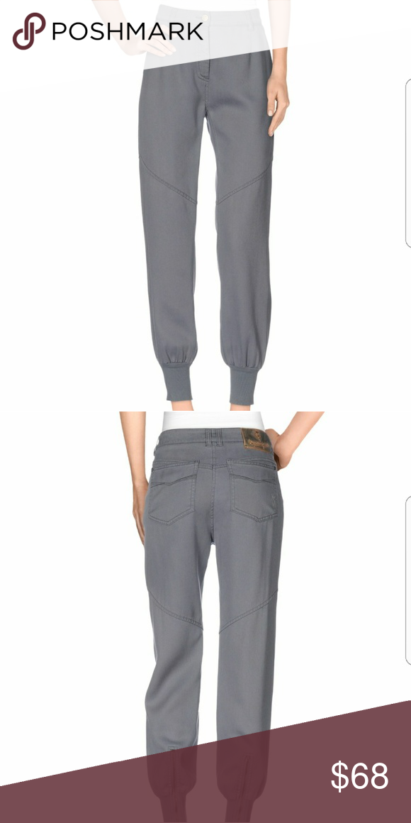 b6fc7940e1 Only 4 Stylish Girls By Patrizia Pepe Joggers Only 4 Stylish Girls By Patrizia  Pepe Grey Joggers Zip Ankles Size 25, runs a little big Very soft and trendy .