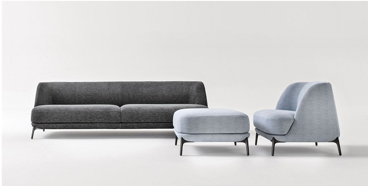 Contemporary Sofas Furniture and Lighting are available at Juxta ...