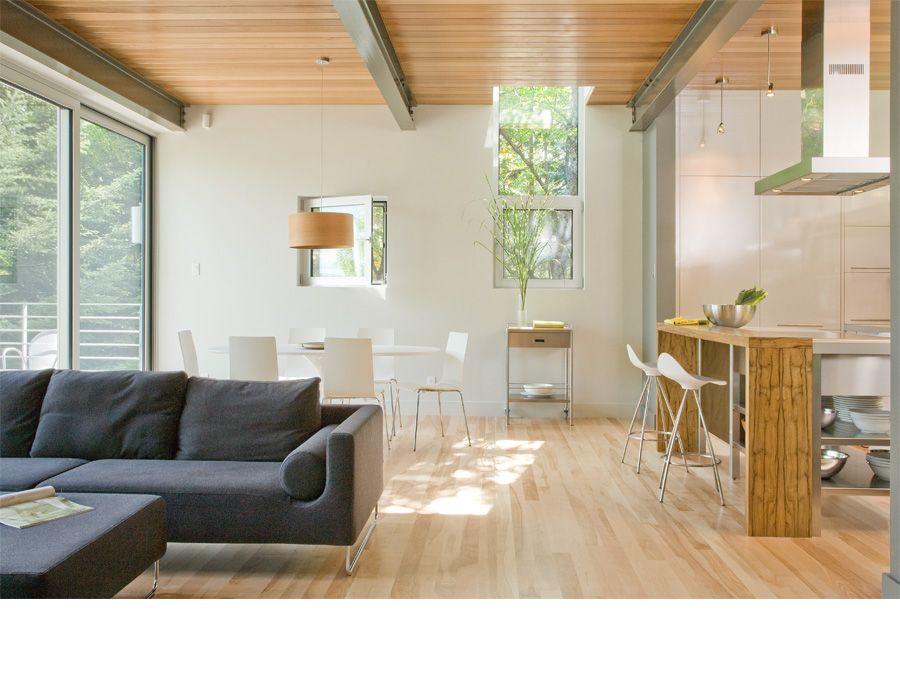 Maison du Lac Archambault - 2008 - Paul Bernier architecte