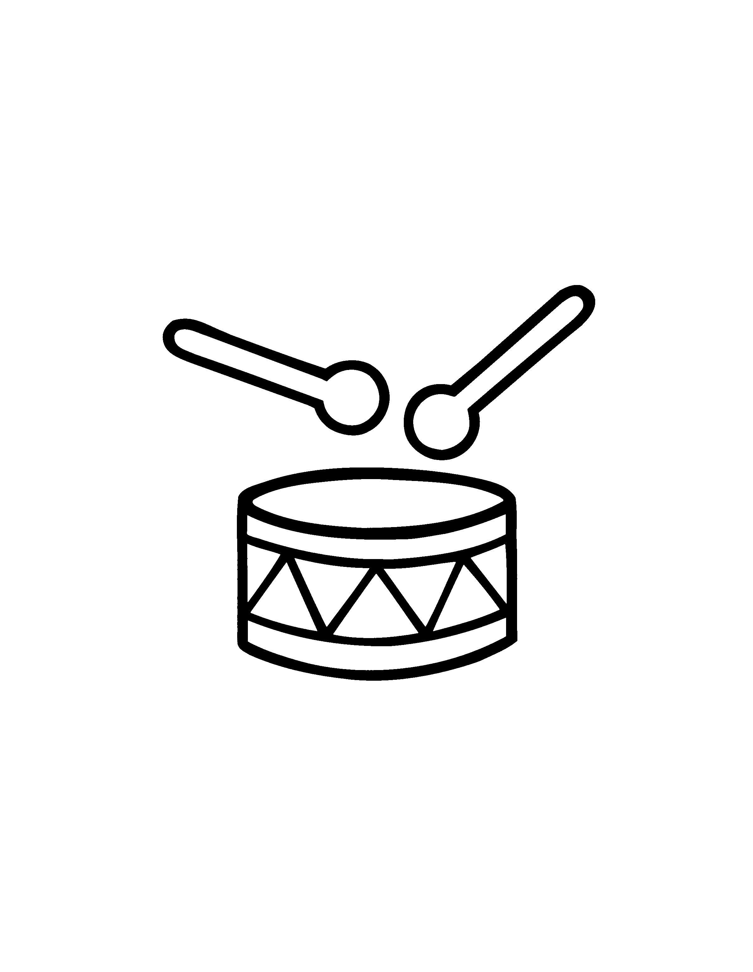 Trommel Voor Onze Drummer Drummers Muziek Trommel