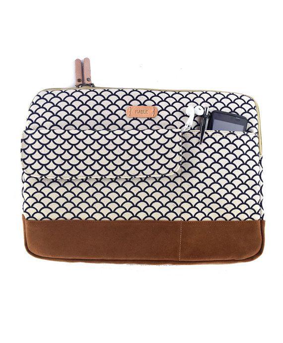 3899b3838d Housse d'ordinateur Laptop Sleeve 14' … | Couture & tutos | Houss…