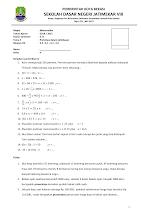 Soal Uts Kelas 5 Semester 1 Kurikulum 2013 Tema 2 Matematika Pdf Kurikulum