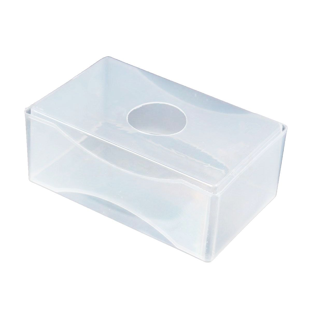 Affordable 10 x Business Card Box Plastic Holders Clear Craft Beads ...