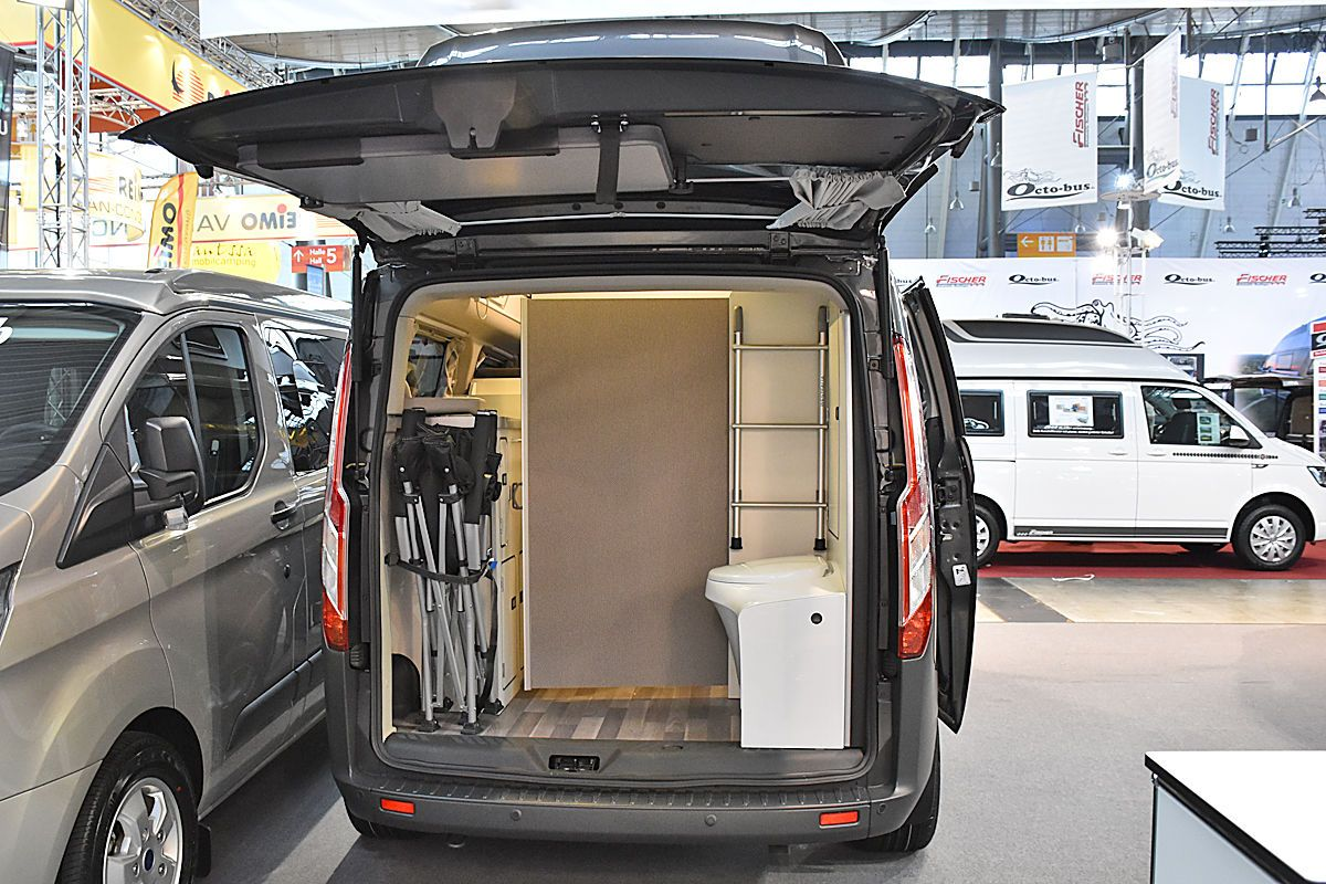 Ford Westfalia Nugget Plus Autobilder Ford Bilder