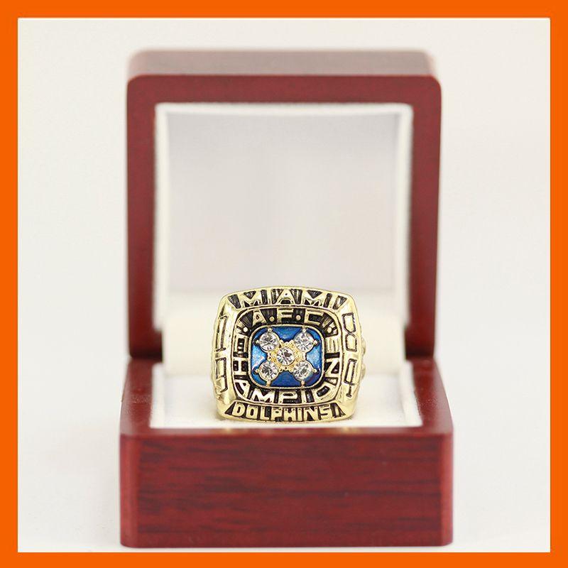 custom football championship rings