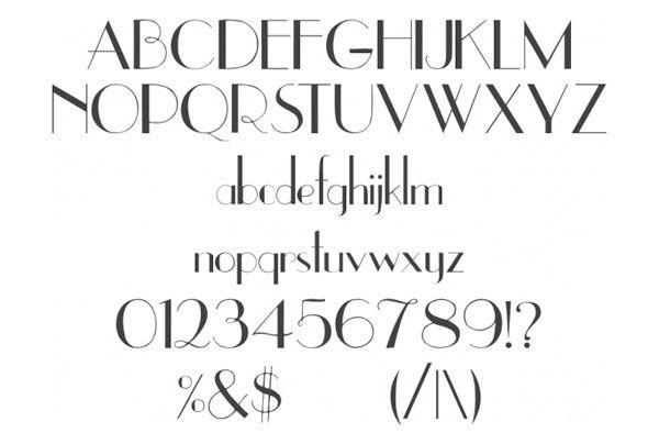 44 Free Retro Fonts For Vintage Designs Creative Beacon Vintage Fonts Retro Font Typography Design Inspiration
