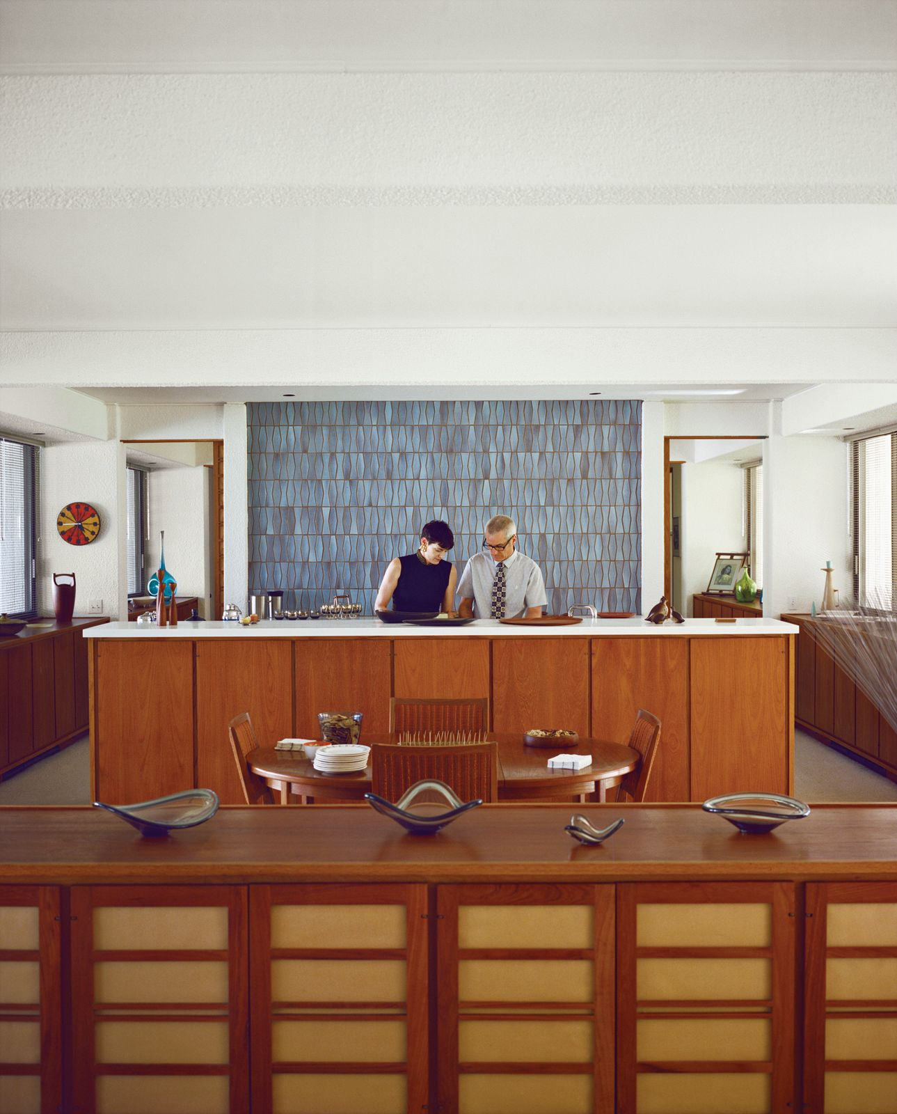 Modern Home in a California Resort Town | Heath ceramics tile, Heath ...