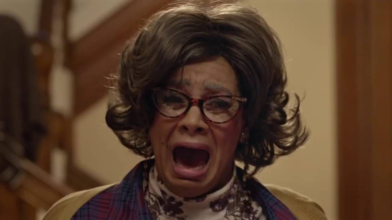 a madea halloween official trailer 1 2016 tyler perry movie on - Halloween Trailers