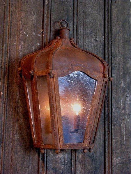 Gaudi wall carriage light sconce solaria lighting - Soleria exterior ...