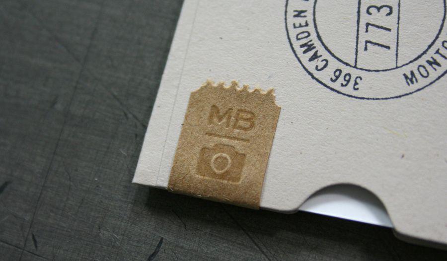 Business Card Sleeve Seal Business Card Sleeve Photography Business Cards Card Sleeve