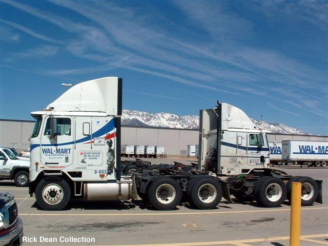 walmart trucks