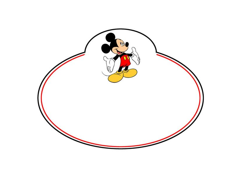 Cast Member name tag template - The DIS Discussion Forums - DISboards.com
