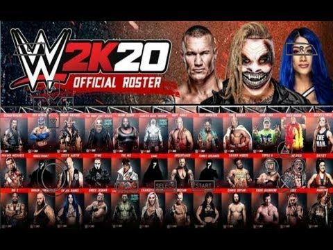 Dounload Wwe 2k20 190mb For Android Ppsspp Highly Compressed New Games Youtube In 2020 Wwe Game Download Wrestling Games Wwe