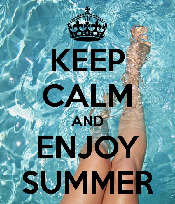 Enjoy Summer / Aprecie O Verão