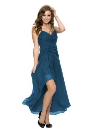 Turqois dress