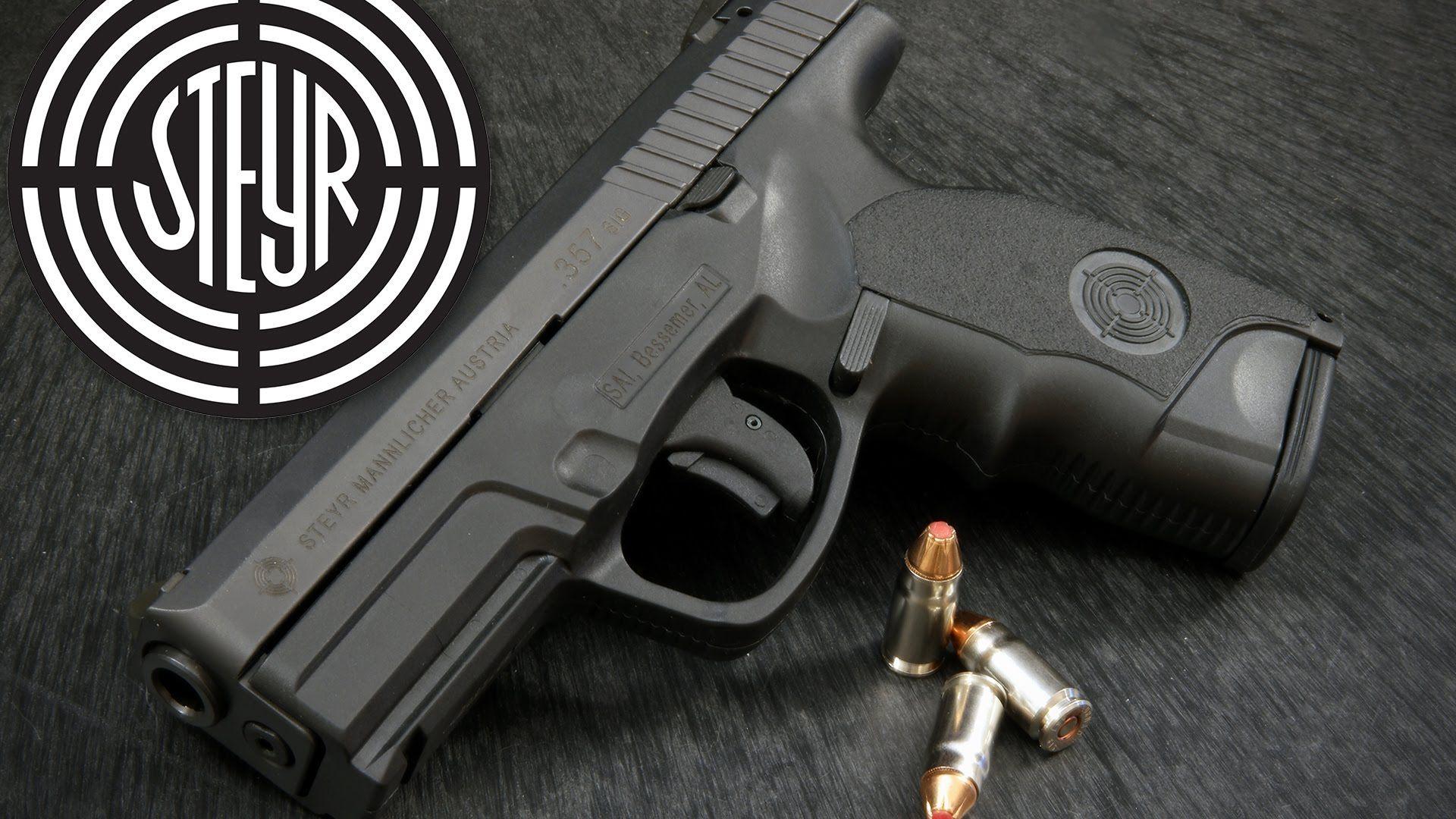 Pin by RAE Industries on steyr m pistols | Steyr, Hand guns