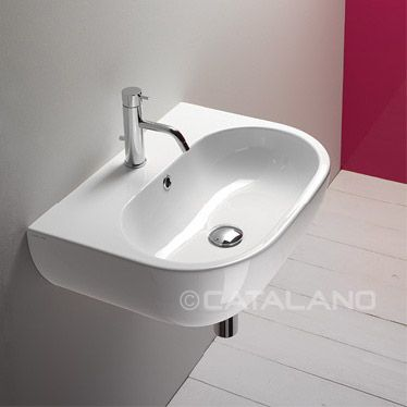 Ceramica Catalano Lavabi.Ceramica Catalano Lavabo Sfera 60 Bagno Ceramica E House