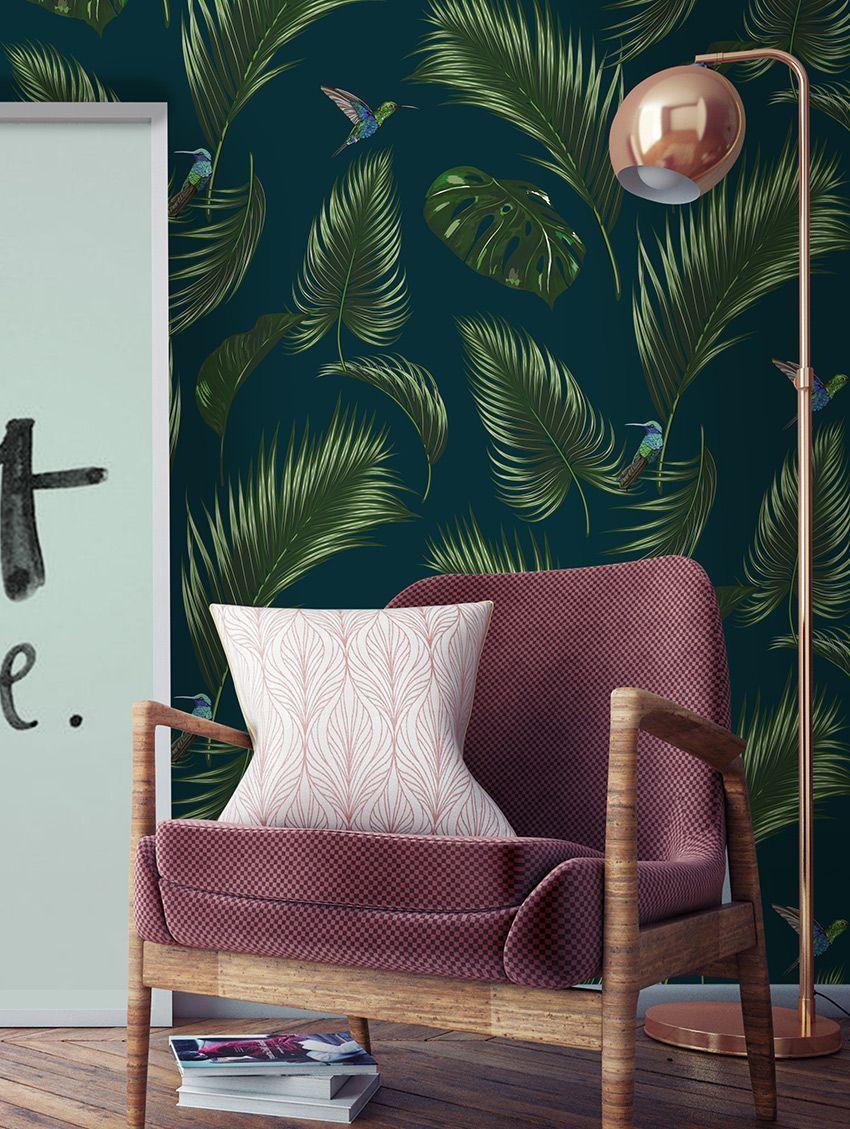 « Granite » de la gamme Memphis, inspiration du mouvement italien des années 80  ! Une création PaperMint, nouvelle marque parisienne de décoration murale.