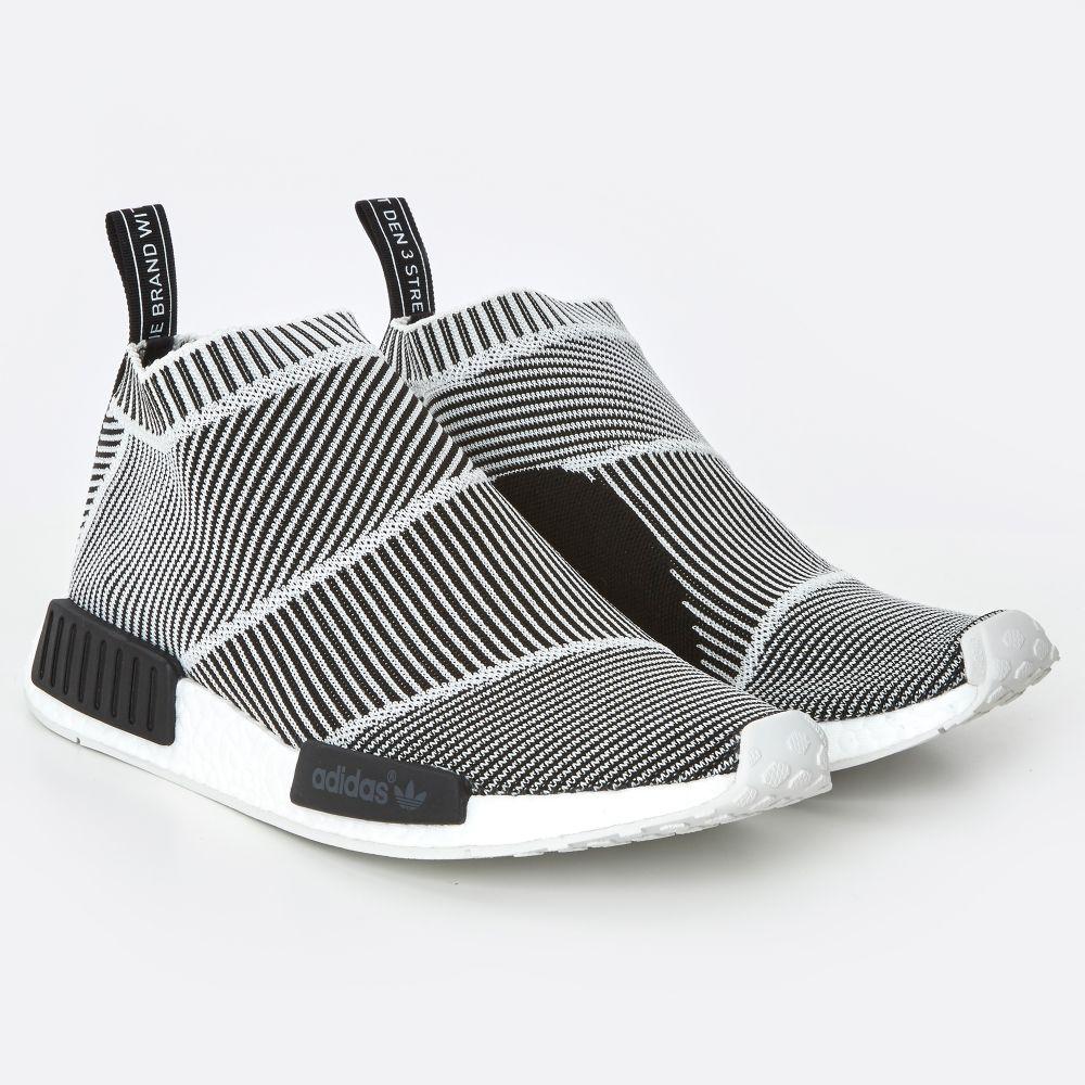 Adidas Nomad NMD City Sock PK BlackWhite (Image 1) | Nmd