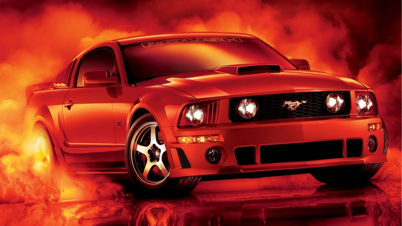 Mustang wallpapers 6 dream cars ford mustang wallpaper ford mustang roush mustang - Ford mustang wallpaper download ...
