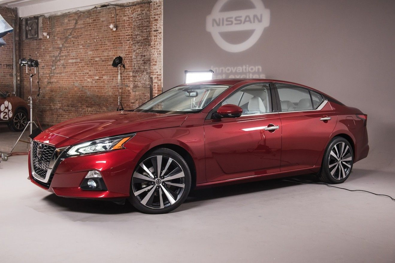 Learn The Truth About 2020 Nissan Altima Coupe Design In