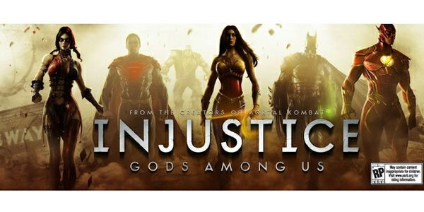 E3 Injustice Gods Among Us Preview Injustica Herois Dc