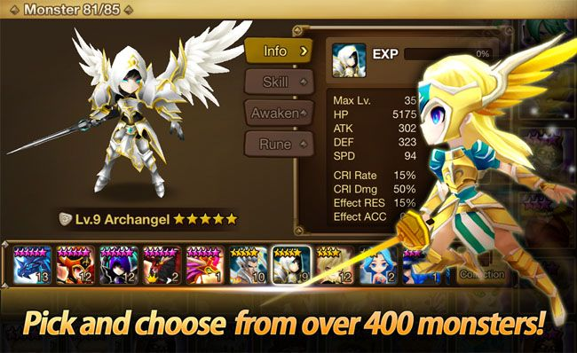 Best android games like summoners war In 2020 - Softonic