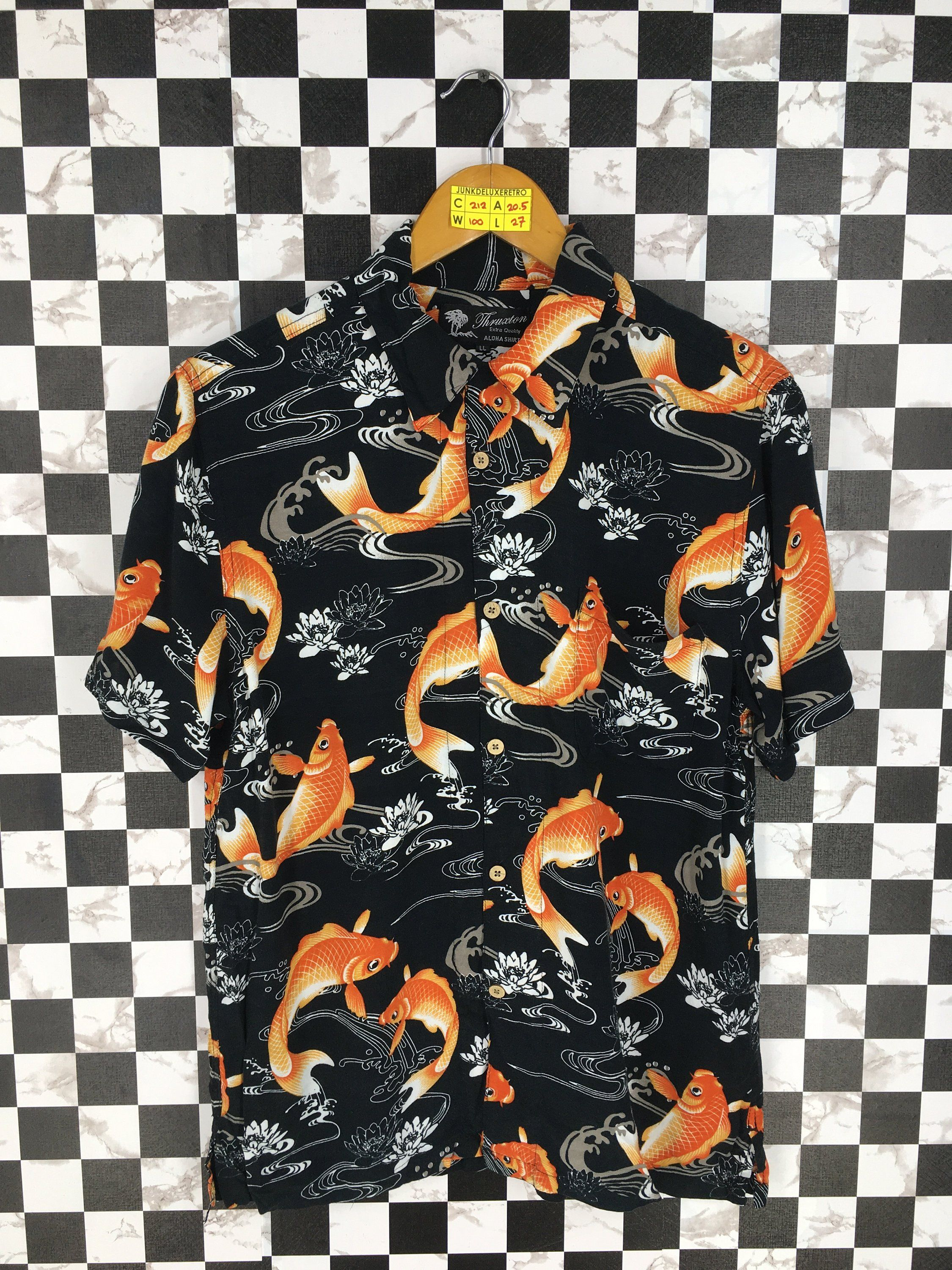 Hawaiian Shirt Patterns : hawaiian, shirt, patterns, Vintage, Japanese, Hawaiian, Shirt, Medium, Hawaii, Japan, Shirt,, Rayon