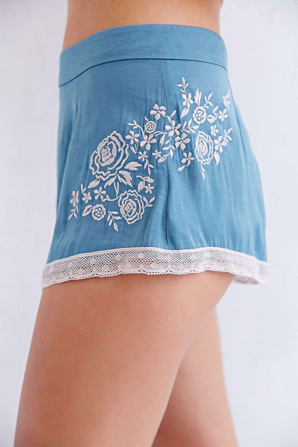 Kimchi Blue Femme Slip Short