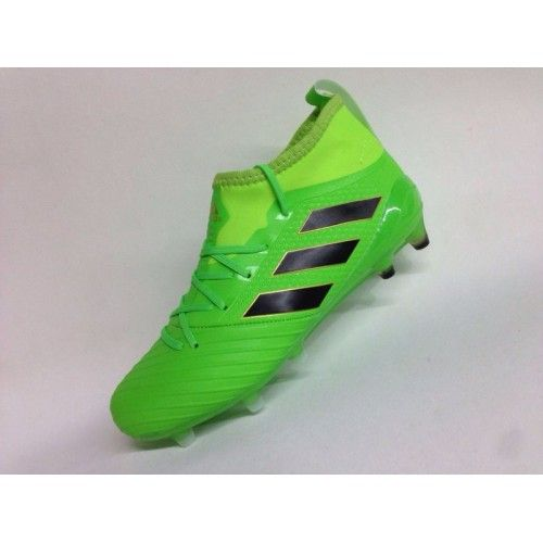 Billige Fodboldstøvler Tilbud - Nyeste Adidas Ace 17.1 Primeknit Gron  Fodboldsko 77a51174aca22