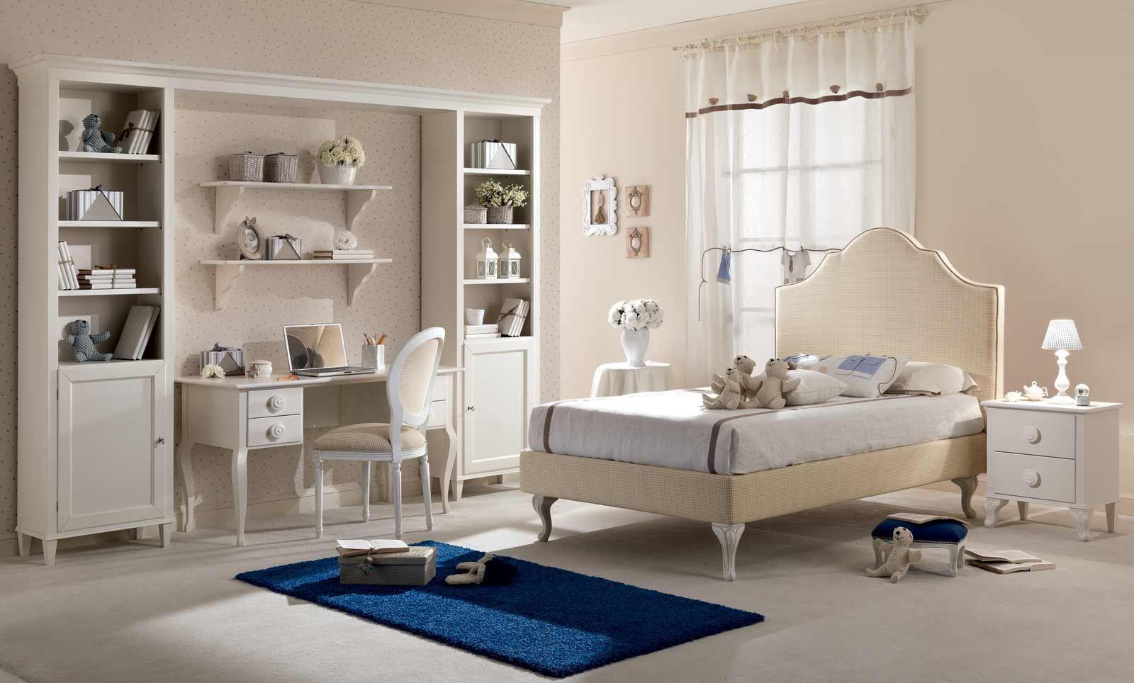 camera per bambini/children's bedroom composizione 5 (con
