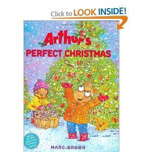 24 advent books arthurs perfect christmas - Arthur Perfect Christmas
