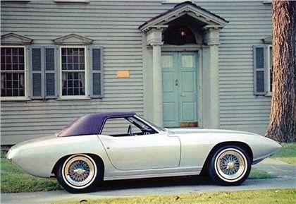 Ford XP Bordinat Cobra (1965)