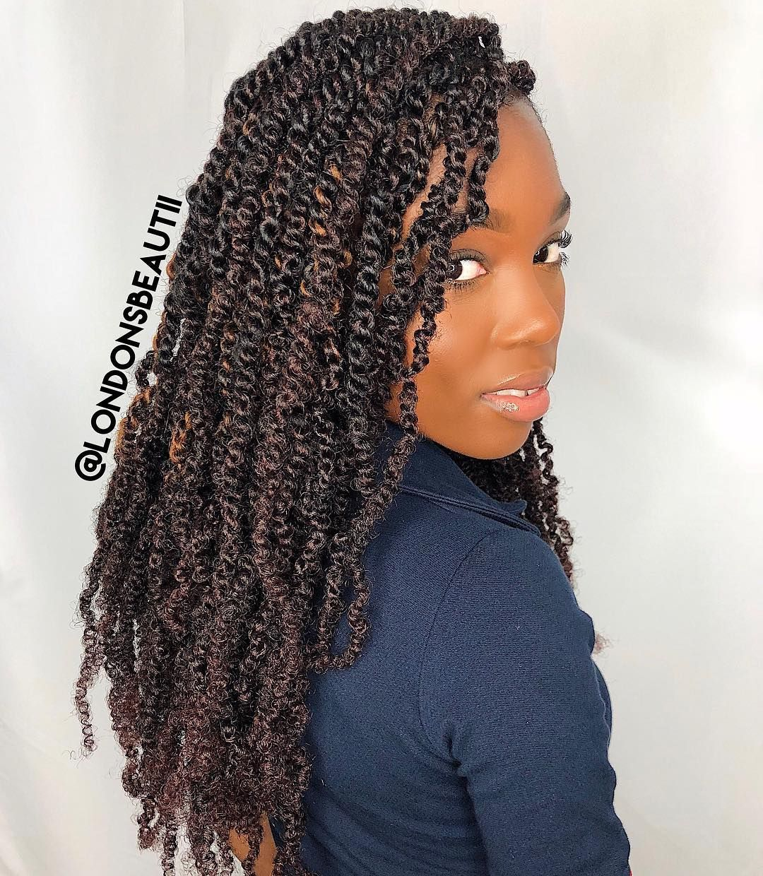 Pin On Styled By London S Beautii Hair Salon
