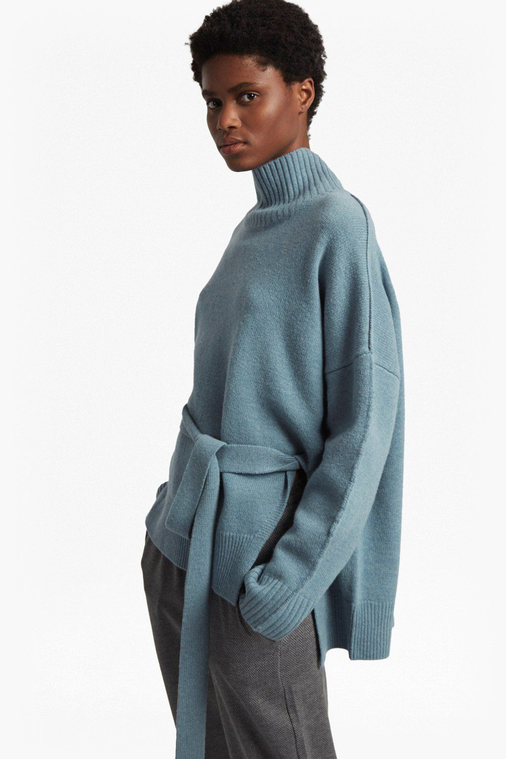 25cfa9851e French Connection Reba Knits High Neck Jumper (Trunk Show). Find this Pin  and more ...
