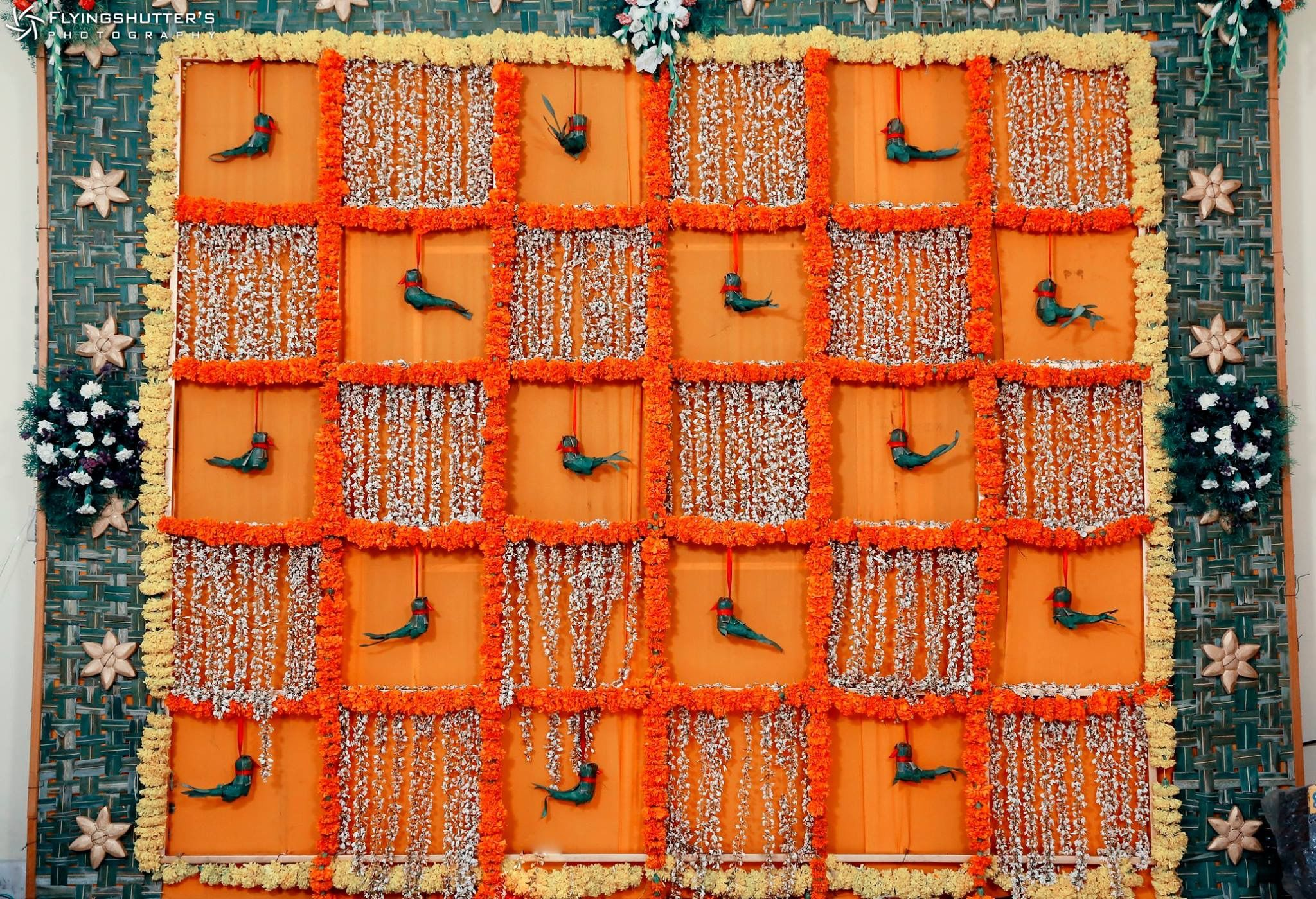 Rajasthani wedding stage decoration  Pin by Swapna on Decoration  Pinterest  Wedding decorations