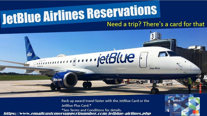 Get Best Jetblue Airlines Reservations Deals & flash fares